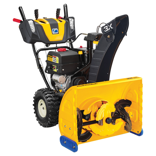 Cub Cadet 31AH5DVA596 3-Stage Snow Blower with 357 CC Engine - 26-in