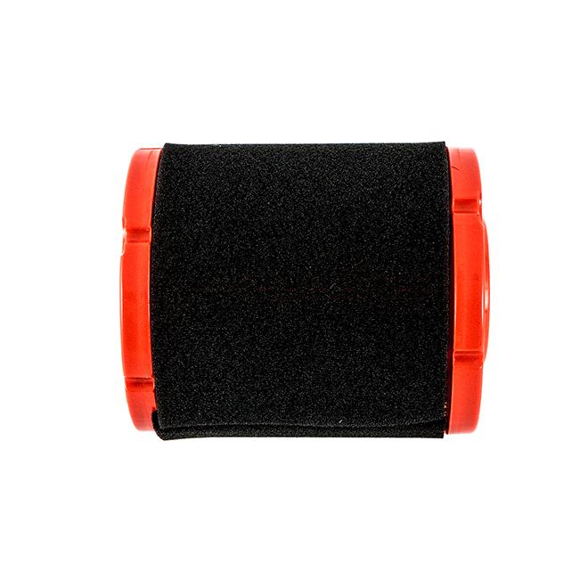 Filtre à air en mousse, moteur Powermore 547cc, rouge/noir