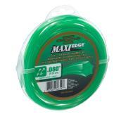 Monofilament Maxiedge, 0,17 cm x 40', vert
