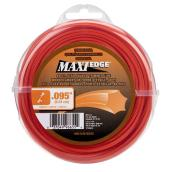 Monofilament Maxiedge, 0,24 cm x 40', orange