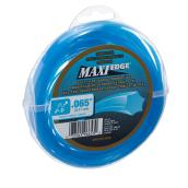 Monofilament Maxiedge, 0,17 cm x 40', bleu