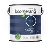 Peinture d'intérieur recyclée Boomerang en latex, fini velours, 3,78 l, galaxie