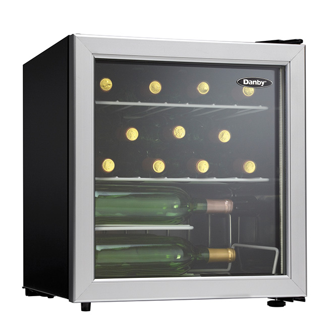 Wine Cooler - 17 Bottles