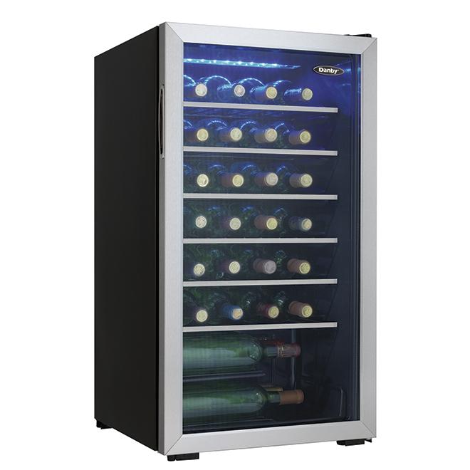Refroidisseur à vin, 36 bouteilles