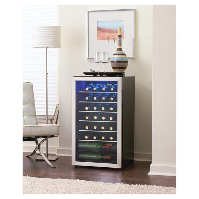 Danby Designer Refroidisseur 224 Vin 36 Bouteilles