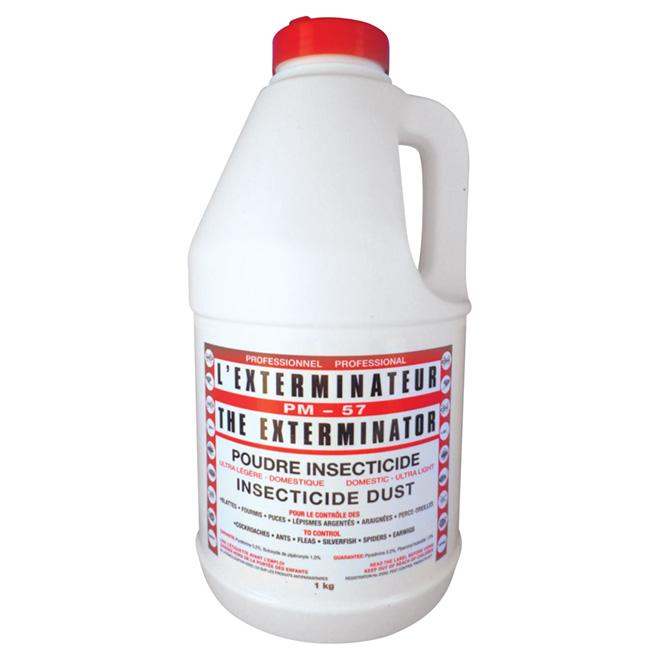 Insecticide «L'Exterminateur»
