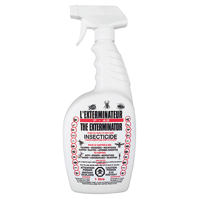 """Insecticide """"The Exterminator"""""""