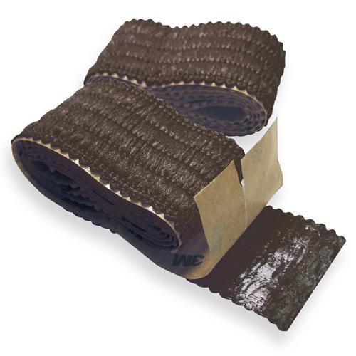 Bordure de finition pour tapis