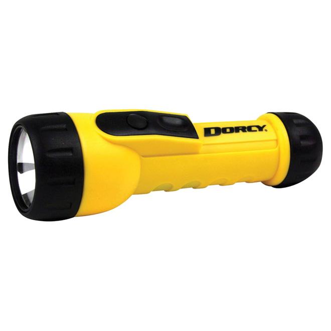 LED Flashlight - Yellow
