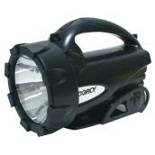 LED Lantern - Swiveling Base - Black