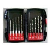 Set of 10 Drill Bits