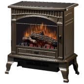 Traditional Electric Stove - 1500 W/4900 BTU - Bronze