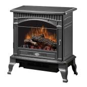 "Sheffield Electric Stove - 25"" x 26.5"" x 15.5"" - Pewter"
