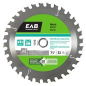 "Metal Circular Saw Carbide Blade - 7/14"" - 32TH"