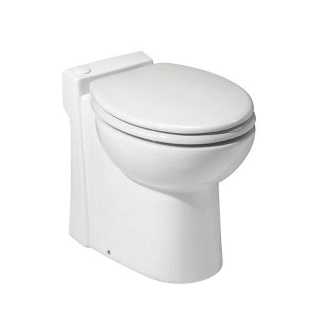 Terrific Round Front Toilet Bowl White Gamerscity Chair Design For Home Gamerscityorg