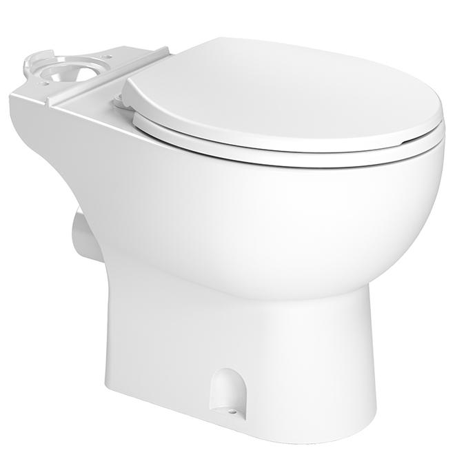 Sfa Saniflo Round Toilet Bowl - Porcelain - 48 - White 083