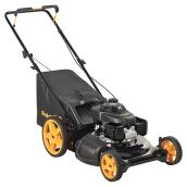 Gas Lawn Mower - 160 cc Honda - 21