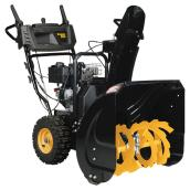 "2-Stage Snowblower - 24"" - Black - 179 cc"