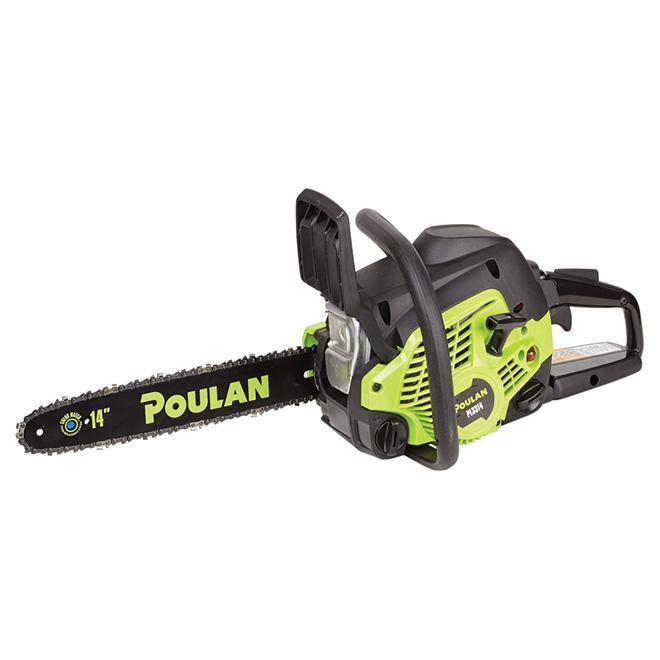 Poulan Gas Chainsaw - 14 - 2-Cycle - 33 cc 967061702