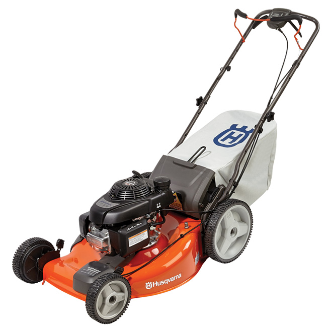 HUSQVARNA Self-Propelled Gas Lawn Mower - 160 cc Honda - 22