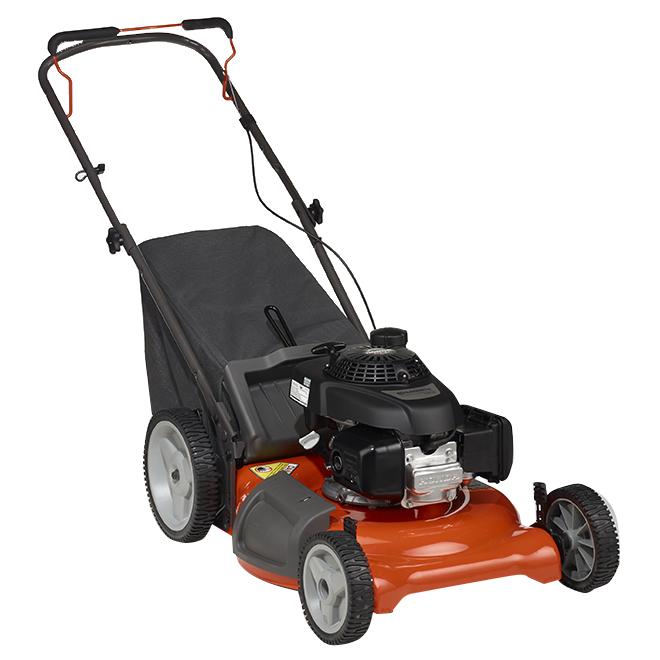 "Gas Lawn Mower - 160 cc Honda - 21"""