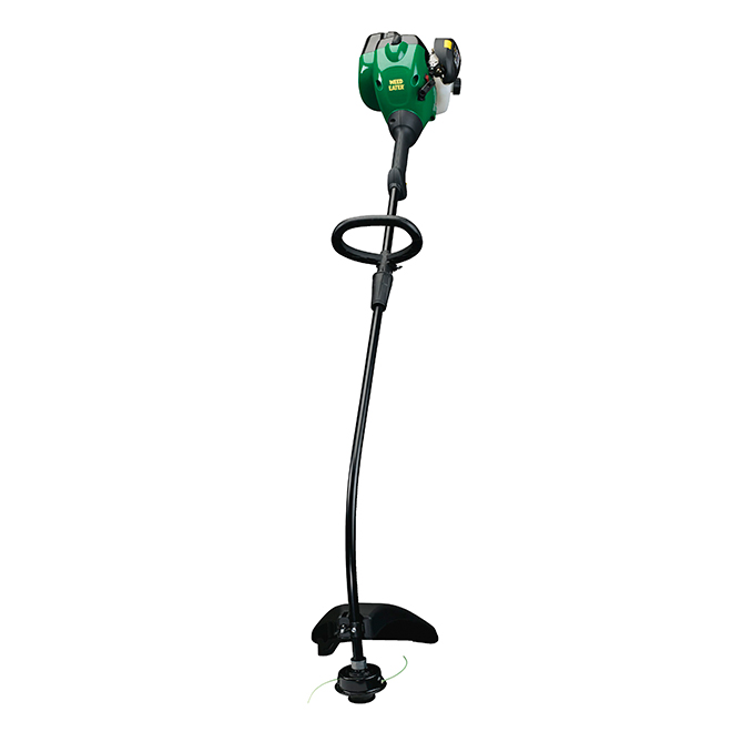 Gas 2-Cycle Curved-Shaft Gas String Trimmer - 25 cc - 16""
