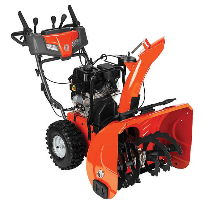 """Gas Two-Stage Snowblower - ST 227 - 254 CC - 27"""""""