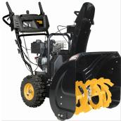 "2-Stage Snowblower - 24"" - Black - 208 CC"