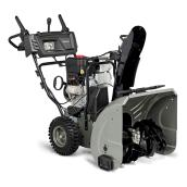 "2-Stage Gas Snowblower - 24"" - Black - 305 CC"