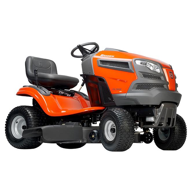 Gas Lawn Tractor - 18 5 HP Briggs and Stratton - 42