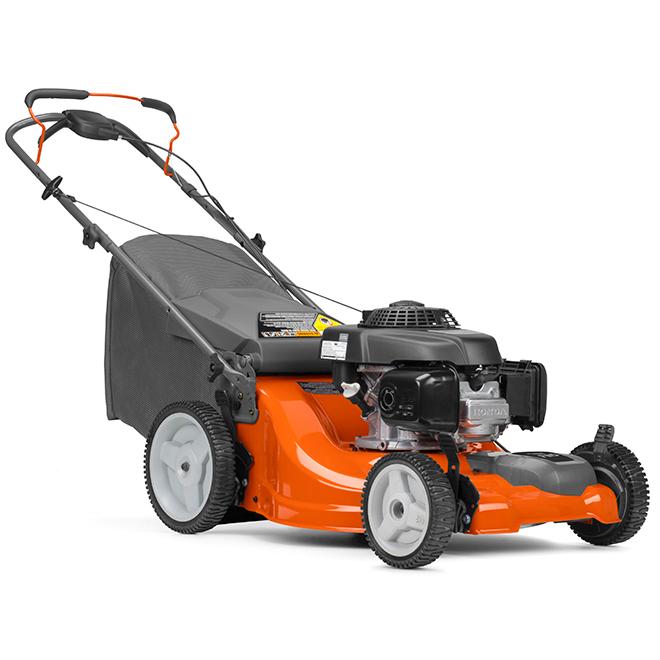 Gas Lawn Mower - 160 cc Honda - 21