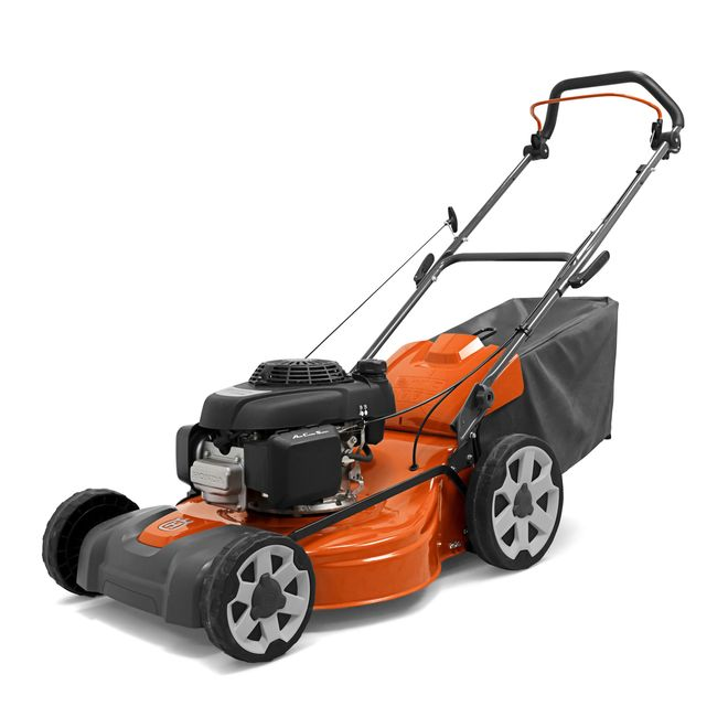 Husqvarna L 221P Walk Behind Gasoline Mower - 3-in-1 cutting
