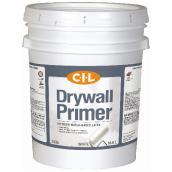 C-I-L(R) Interior Drywall Primer - 18.9 L - Latex - White