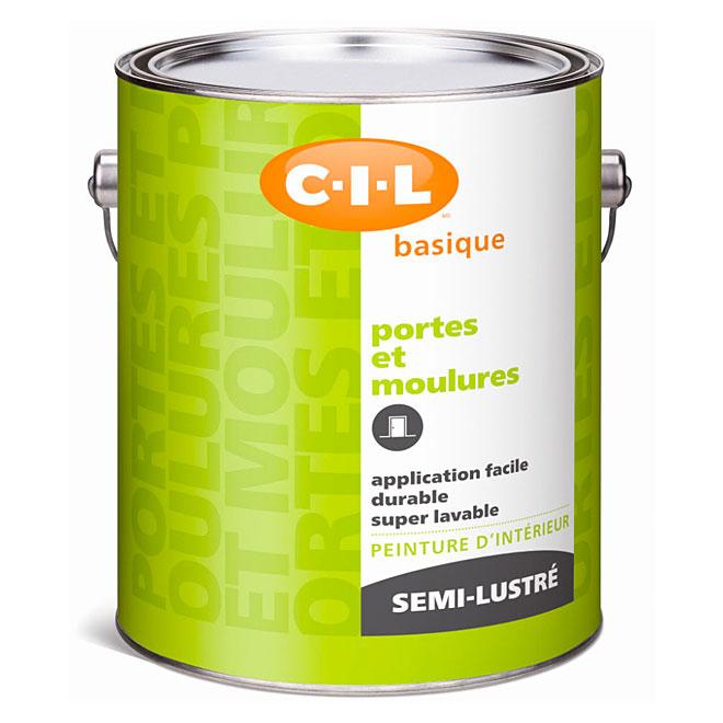 Peinture d'intérieur latex acrylique