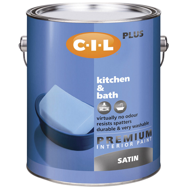 C-i-l Latex Interior Paint 27508.501