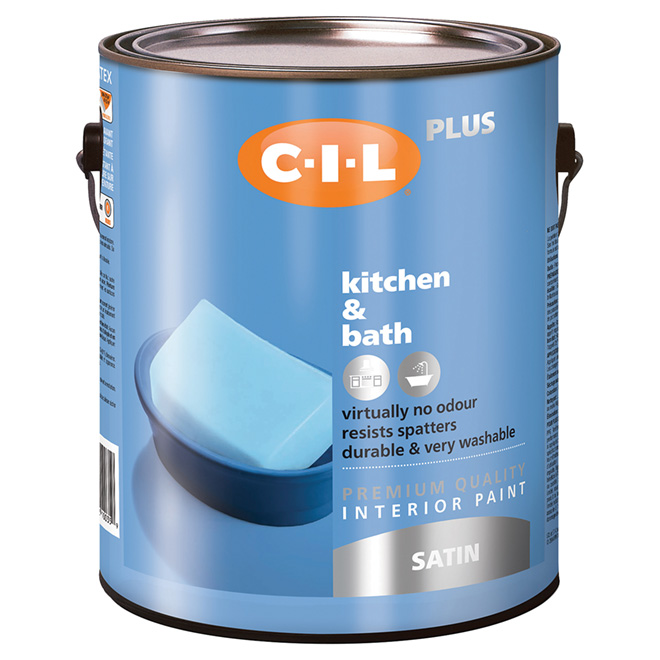 C-i-l Latex Interior Paint 27506.501