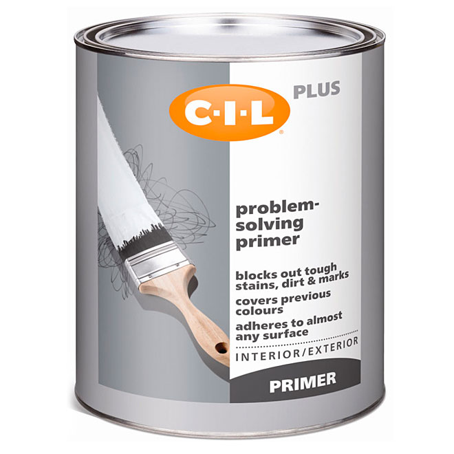 C-i-l 3 in 1 Indoor/Outdoor Primer 27120.504