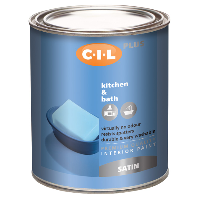 C-i-l Interior Latex Paint 27500.504