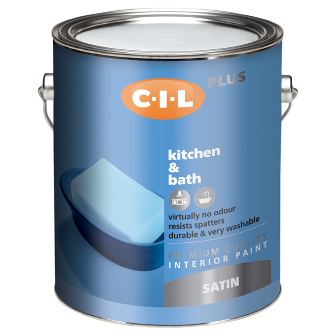 C-i-l Latex Interior Paint 27500.501