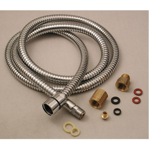 Moen Kitchen Faucet Hose - Chrome M2005