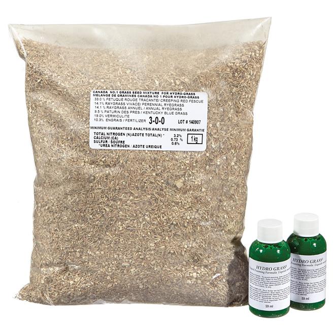 Refill Kit for Hydroseeding System 8218