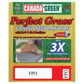 Perfect Grass(TM) Coated Grass Seed Mixture-4 kg