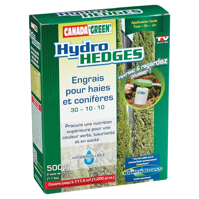 Engrais pour cèdres et conifères « Hydro Hedges »