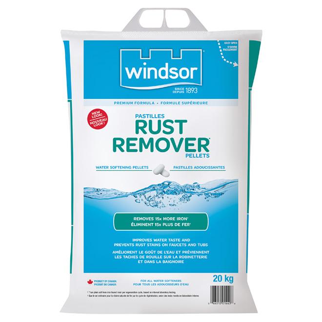 Sel adoucisseur « Rust Remover », 20kg