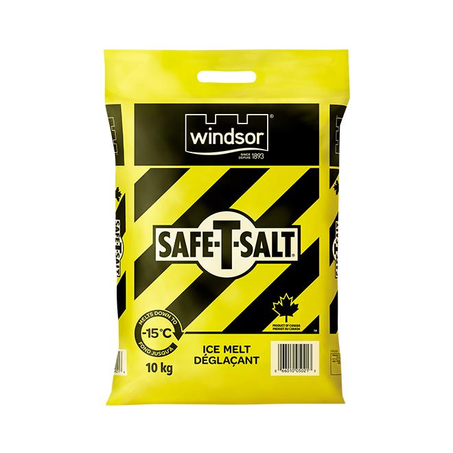 Windsor Safe-T-Salt Ice Melter - 10 kg