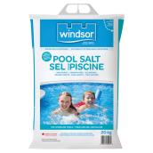 Windsor Granulated Pool Salt - Sodium Chlorine - 20 kg