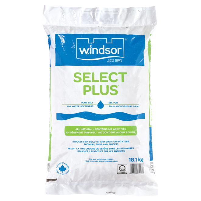 Select Plus Water Softener Salt - 18.1 kg