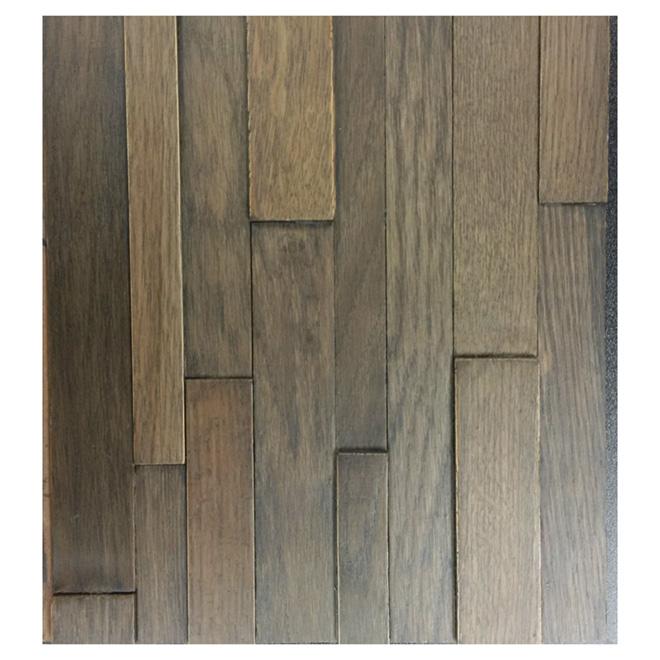 panneau mural en ch ne alsace 3 po x 10 po x 48 po brun rona. Black Bedroom Furniture Sets. Home Design Ideas
