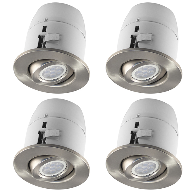 save off 1cec1 9021f BAZZ Recessed Lights - LED GU10 - 3 3/8