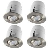 Recessed Lights - LED GU10 - 3 3/8